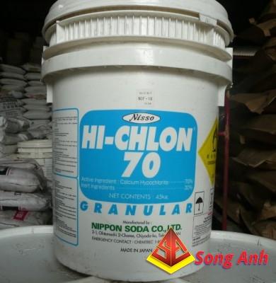 Chlorine 70