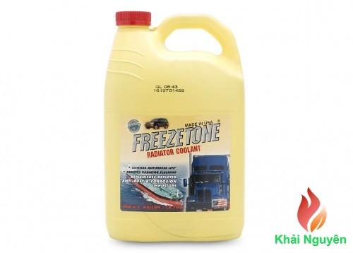nước làm mát động cơ freezetone